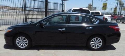 2016 Nissan Altima for sale at Luxor Motors Inc in Pacoima CA