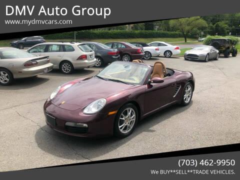 2006 Porsche Boxster for sale at DMV Auto Group in Falls Church VA
