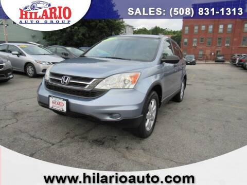 2011 Honda CR-V for sale at Hilario's Auto Sales in Worcester MA