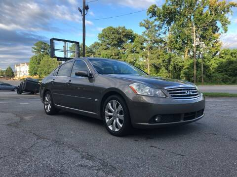 2006 Infiniti M35 for sale at ATLANTA AUTO WAY in Duluth GA