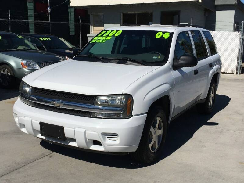 2004 Chevrolet TrailBlazer for sale at Best Buy Auto in Boise ID
