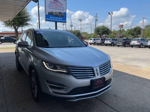 2017 Lincoln MKC for sale at Magic Auto Sales in Dallas TX