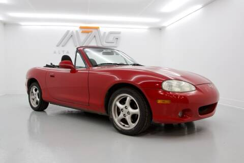 2002 Mazda MX-5 Miata for sale at Alta Auto Group in Concord NC