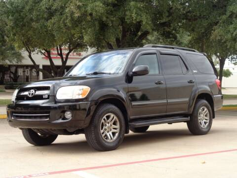 2007 Toyota Sequoia for sale at Auto Starlight in Dallas TX