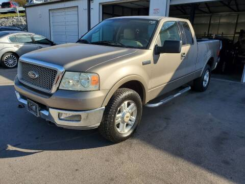 2004 Ford F-150 for sale at DISCOUNT AUTO SALES in Johnson City TN