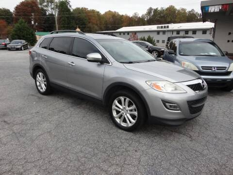 2011 Mazda CX-9 for sale at HAPPY TRAILS AUTO SALES LLC in Taylors SC