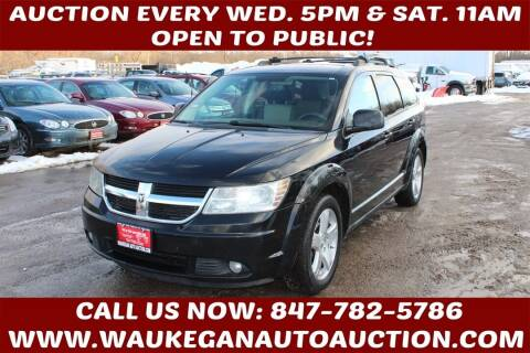 2009 Dodge Journey for sale at Waukegan Auto Auction in Waukegan IL