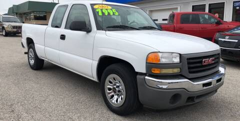 2005 GMC Sierra 1500 for sale at Perrys Certified Auto Exchange in Washington IN