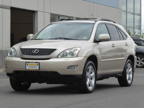 2005 Lexus RX 330 for sale at Loudoun Used Cars - LOUDOUN MOTOR CARS in Chantilly VA
