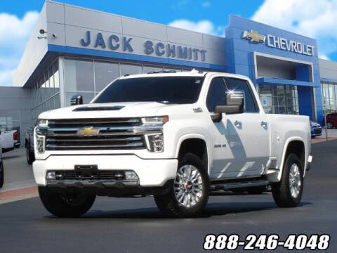 2021 Chevrolet Silverado 3500HD for sale at Jack Schmitt Chevrolet Wood River in Wood River IL