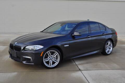 2013 BMW 5 Series for sale at Select Motor Group in Macomb Township MI