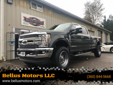 2019 Ford F-250 Super Duty for sale at Bellus Motors LLC in Camas WA