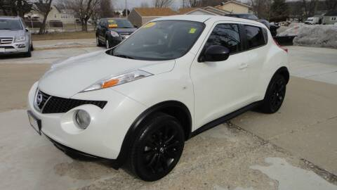 2014 Nissan JUKE for sale at Bob Waterson Motorsports in South Elgin IL