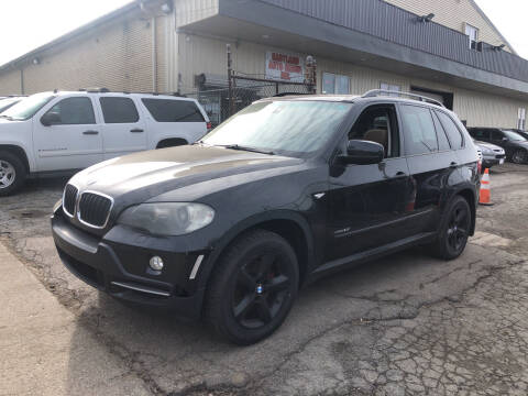 2009 BMW X5 for sale at Six Brothers Auto Sales in Youngstown OH