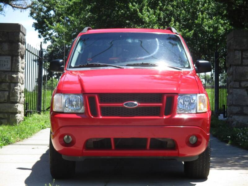 2005 Ford Explorer Sport Trac for sale at Blue Ridge Auto Outlet in Kansas City MO