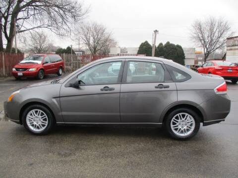 2010 Ford Focus for sale at KEY USED CARS LTD in Crystal Lake IL