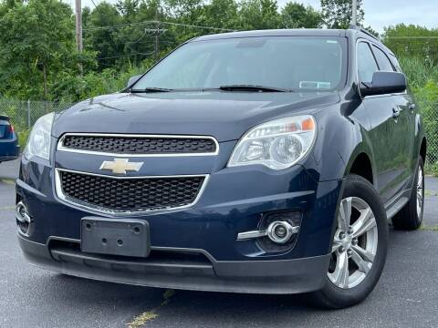2015 Chevrolet Equinox for sale at MAGIC AUTO SALES in Little Ferry NJ