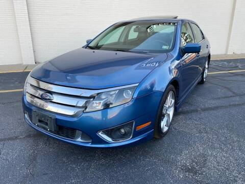 2010 Ford Fusion for sale at Carland Auto Sales INC. in Portsmouth VA