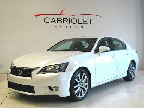 2015 Lexus GS 350 for sale at Cabriolet Motors in Morrisville NC