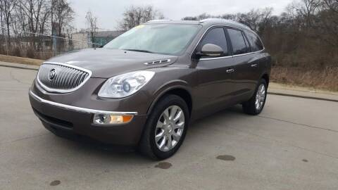 2011 Buick Enclave for sale at A & A IMPORTS OF TN in Madison TN
