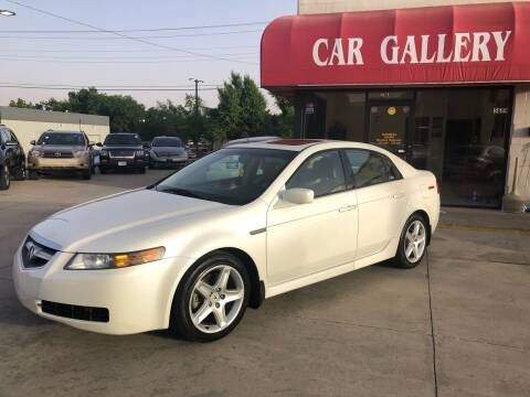 2005 Acura TL for sale at Car Gallery in Oklahoma City OK
