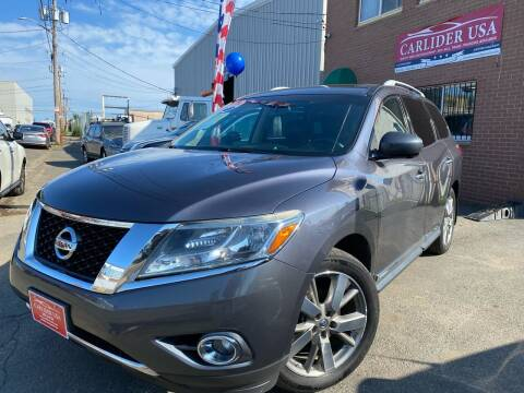 2014 Nissan Pathfinder for sale at Carlider USA in Everett MA