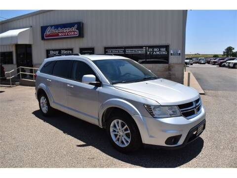 2014 Dodge Journey for sale at Chaparral Motors in Lubbock TX