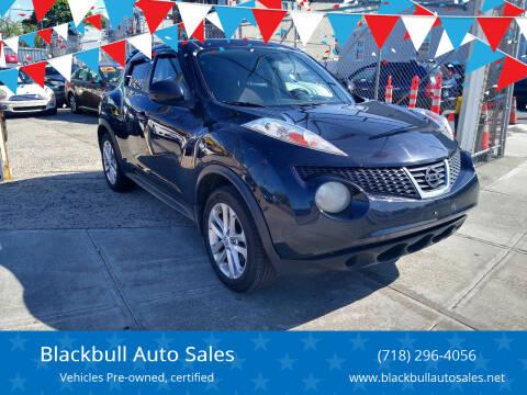 2011 Nissan JUKE for sale at Blackbull Auto Sales in Ozone Park NY