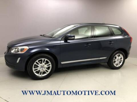2014 Volvo XC60 for sale at J & M Automotive in Naugatuck CT