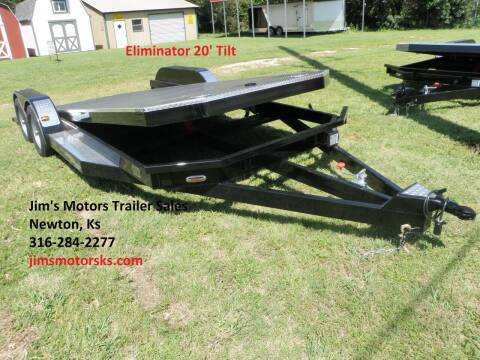 2020 102 Ironworks Eliminator for sale at Jim's Motors in Newton KS