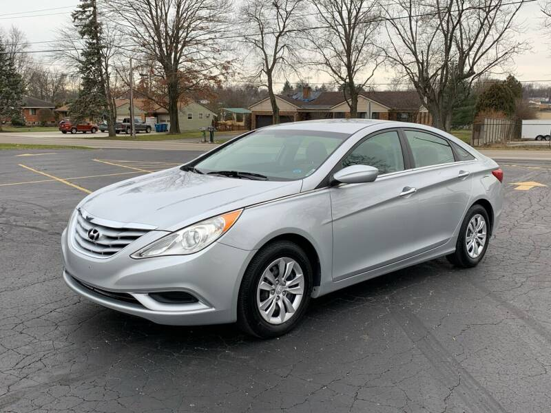 2012 Hyundai Sonata for sale at Dittmar Auto Dealer LLC in Dayton OH
