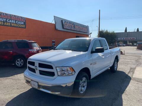 2016 RAM Ram Pickup 1500 for sale at City Motors in Hayward CA