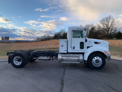 2014 Peterbilt 337 for sale at V Automotive in Harrison AR