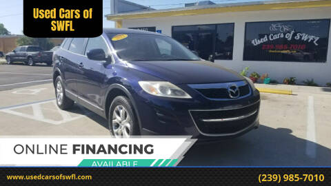 2012 Mazda CX-9 for sale at Used Cars of SWFL in Fort Myers FL