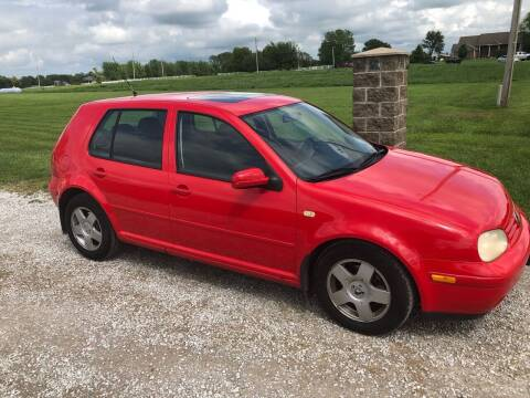 1999 Volkswagen Golf for sale at Nice Cars in Pleasant Hill MO