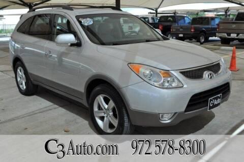 2010 Hyundai Veracruz for sale at C3Auto.com in Plano TX