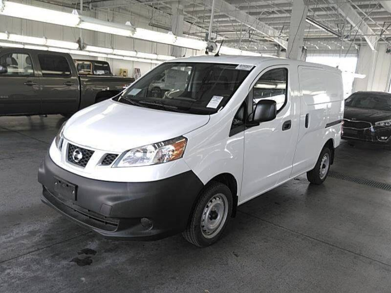 2017 Nissan NV200 for sale at SILVER ARROW AUTO SALES CORPORATION in Newark NJ