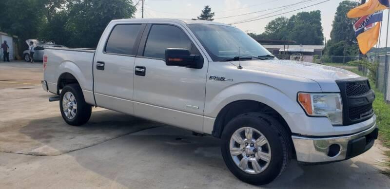 2012 Ford F-150 for sale in Dallas, TX