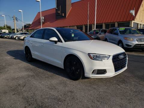 2018 Audi A3 for sale at City Automotive Center in Orlando FL