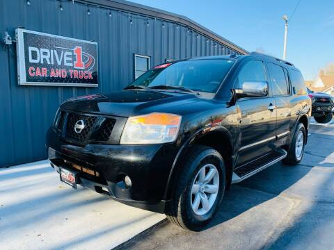 2010 Nissan Armada for sale at Drive 1 Car & Truck in Springfield OH