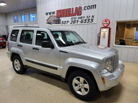 2012 Jeep Liberty for sale at Kinsellas Auto Sales in Rochester MN