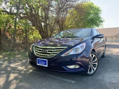 2013 Hyundai Sonata for sale at Hatimi Auto LLC in Buda TX
