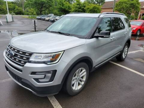 2017 Ford Explorer for sale at North Oakland Motors in Waterford MI