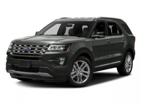 2017 Ford Explorer for sale at Suburban Chevrolet in Claremore OK