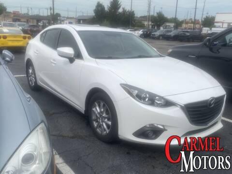 2015 Mazda MAZDA3 for sale at Carmel Motors in Indianapolis IN