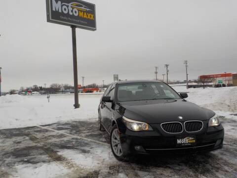 2008 BMW 5 Series for sale at MotoMaxx in Spring Lake Park MN