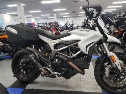 2015 Ducati Hyperstrada 821 for sale at WILKINS MOTORSPORTS in Brewster NY