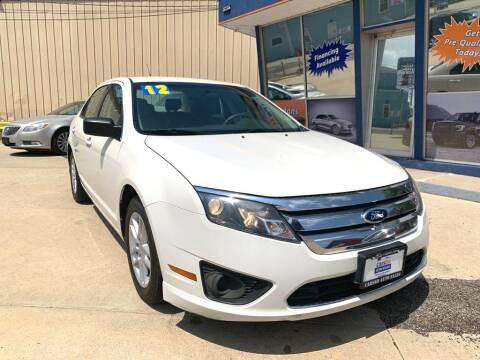 2012 Ford Fusion for sale at Carsko Auto Sales in Bartonville IL