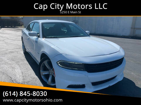 2016 Dodge Charger for sale at Cap City Motors LLC in Columbus OH