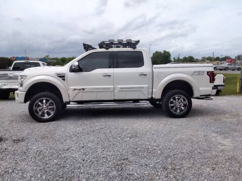 2016 Ford F-150 for sale at NORTHWOOD TRUCK SALES in Northport AL